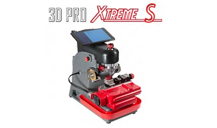 3D Xtreme S Key Machine Help